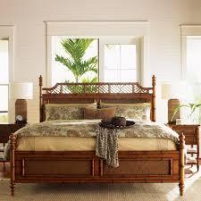 Tommy Bahama Living Room Furniture Tommy Bahama Home Island Estate Panel Customizable Bedroom Set