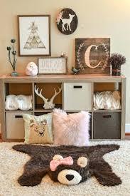 girl baby room decor woodland nursery decor girl baby bear rug by baby girl room decor