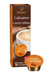 <b>Капсулы Tchibo Caffe Crema</b> Entkoffeiniert 10шт просто положите ...