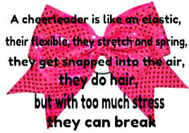 Cheerleading Quotes Enchanting Cheerleading Quote Quote Number 48 Picture Quotes