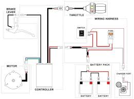 24 volt electric scooter wiring diagram minn kota 24v trolling electric bicycle controller connections at 24 Volt Electric Scooter Wiring Diagram
