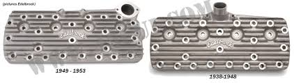 Ford Flathead V8 Engine Identification Chart Ford Flathead Engine Identification Part Ii