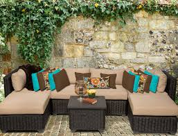 weather outdoor patio sectionals
