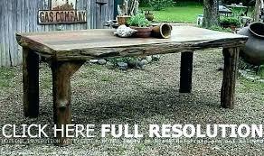 rustic outdoor coffee table rustic patio table rustic outdoor table rustic outdoor furniture clearance rustic outdoor