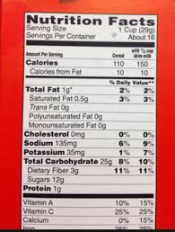 lgating clean eats 101 intended for food label for fruit loops 20049