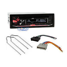 how to install a jvc car radio jvc car radio stereo wire harness radio remover for ford mercury mazda kd r370