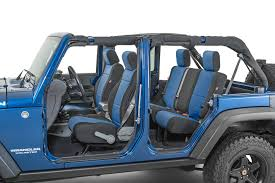 new jeep seats are great used seats maybe not so much but there is one thing they each have in mon the need to be protected