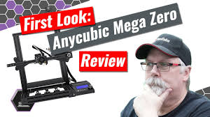 <b>Anycubic Mega Zero</b> - First look at a good entry level printer - YouTube