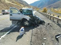 One dead in head-on semi-pickup crash in Spanish Fork Canyon - The ...