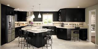 65 Examples Heart Stirring Amazing Of Espresso Kitchen Cabinets In