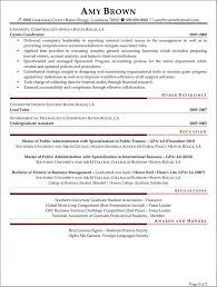 Entry level business analyst resume to inspire you how to create a good  resume 1