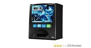 Skybox Vending Machine For Sale Fascinating Amazon SkyBox By Maytag Personal Beverage Vendor Pitch Black