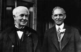 henry ford with thomas edison. Exellent Ford Thomas Edison And Henry Ford With Ford Thrive Global