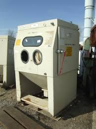 Sand Blaster Cabinet Sand Blasters Inter Plant Sales Machinery