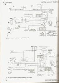 schematic john deere 116 wiring