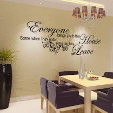 decorating vinyl wall decals es stylish decorations with decorative beautiful perfect wall decal sayings for living room