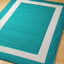 amazing c fixation area rug turquoise indoor outdoor within teal and white area rug
