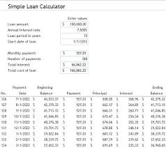Calculate Mortgage Payment Excel Iamfree Club