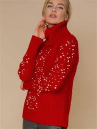 Купить женские <b>свитеры</b> крупной вязки в интернет магазине ...