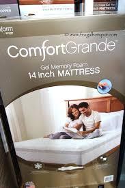 novaform mattress comfort grande. novaform comfort grande 14\ mattress f
