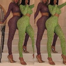 Women <b>Seamless</b> Yoga <b>Set Gym Clothing</b> Fitness Leggings+ ...