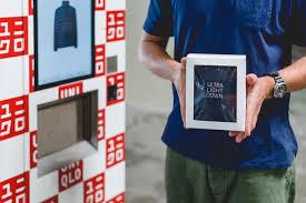 Clothing Vending Machine Unique A Vending Machine Selling Clothes Is Uniqlo's Next Big Idea