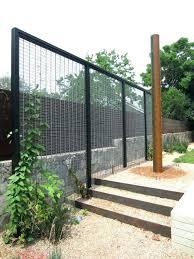 g7087 free standing trellis free standing garden fence metal trellis screen freestanding to coordinate w fencing
