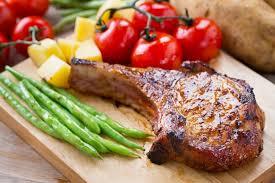 easy oven baked pork chops bone in