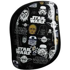 "<b>Расческа</b> ""<b>Compact</b> Star Wars"" бренда <b>Tangle Teezer</b> – купить по ..."