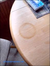 heat mark on wood table heat mark on wood table removing heat marks from furniture get from how