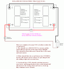dual battery isolator or solenoid? page 6 jeepforum com stinger battery isolator install at Stinger Sgp32 Wiring Diagram