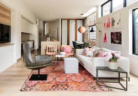 Cheerful Girlish Loft In All Shades Of Pink | homeslook.info