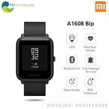 Đồng hồ thông minh Xiaomi Amazfit Bip - Shop Thế giới điện máy Thế giới  điện máy - đại lý xiaomi chính hãng tại Việt Nam