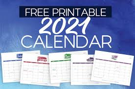 With canva's online calendar templates, you can create your own personalized schedule. 2021 Free Printable Calendar For Churches Churchart Blog