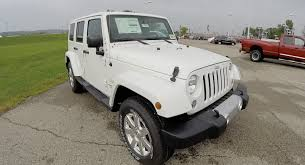 jeep rubicon 2015 white. 2015 jeep wrangler unlimited sahara white painted hard top leather 17562 youtube rubicon o