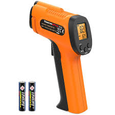 ThermoPro TP30 <b>Digital Infrared Thermometer</b> Gun Non Contact ...