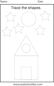 Kindergarten Shapes Ts For Math Identifying Free Printable Geometry ...
