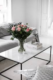 marble living room table. Photo 2 Of 7 Marble Coffee Tables For Every Budget #theeverygirl (wonderful Living Room Table #2