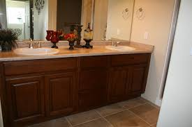 Bathroom Sink With Cabinet Rta Bathroom Cabinets And Vanities Knotty Alder Cabinets