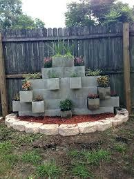 garden wall ideas cinder block wall ideas stylish concrete blocks for garden walls block ideas covering garden wall ideas