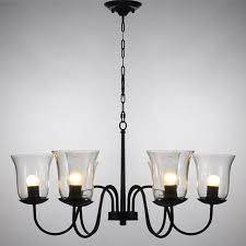 interesting glass chandelier shades best home decor inspirations for incredible home replacement glass for chandelier designs