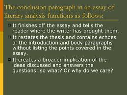 essay closing essay