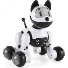 <b>Интерактивная собака Ming Xing</b> Youdy с управлением голосом и ...