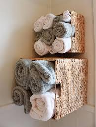 diy small bathroom storage ideas. 5. Stuff Your Worries In A Corner Diy Small Bathroom Storage Ideas I
