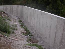 Small Picture Straight Retaining Wall Buchheit Construction
