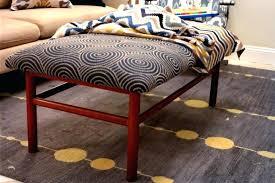 turn ottoman into coffee table coffee table into ottoman coffee table design turned into ottoman how