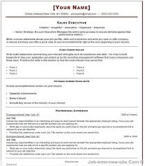 Resume Format For Job Interview Gentileforda Com