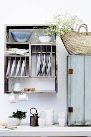 middle stainless steel plate rack by