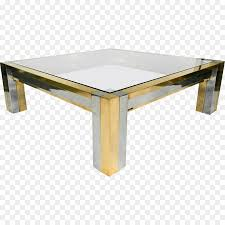 coffee tables smoked glass mirror table top