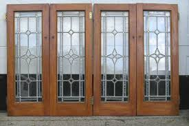 antique cabinet doors. antique set of 4 vintage gumwood cabinet doors sold stained glass l